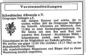 1971-vereinsmitteilungen